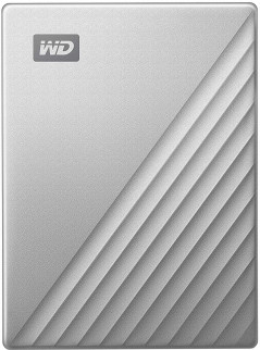 "Жесткий диск Western Digital My Passport Ultra 1TB WDBC3C0010BSL-WESN 2.5"" USB 3.0 External Gray"