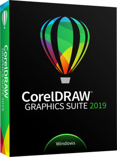 CorelDRAW Graphics Suite 2019 Single User Business License (Windows) (LCCDGS2019ML)