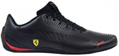 43244f1bd Кроссовки Puma SF Drift Cat 5 Ultra II 30642201 46 30 см Black/Rosso Corsa