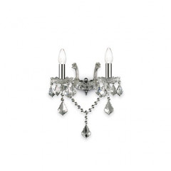 Бра Ideal Lux Florian Ap2 Oro (035659)