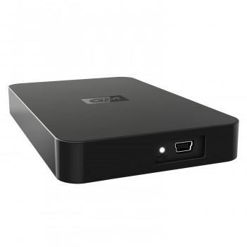 Жорсткий диск Western Digital Elements 320GB (WDBAAR3200ABK-EESN) 2.5 USB 2.0 External Black