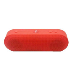 Портативная bluetooth колонка Kronos MP3 FM XC-40 Red (gr_007499)