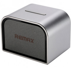 Портативная акустика Remax RB-M8 Mini Desktop Speaker Black (hub_77456)