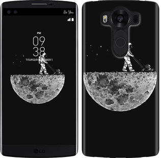 Чехол EndorPhone на LG V10 H962 Moon in dark (4176u-370)