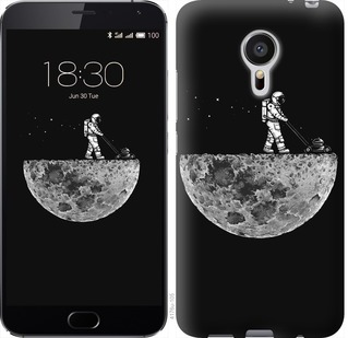 Чехол EndorPhone на Meizu MX5 Moon in dark (4176c-105)