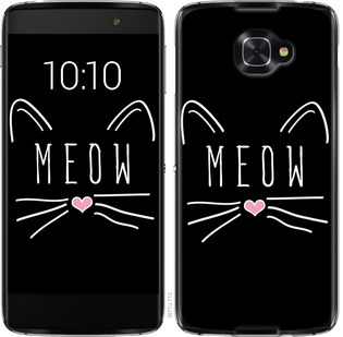 Чехол EndorPhone на Alcatel idol 4s Kitty (3677u-712)