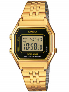 Часы CASIO LA680WEGA-1ER Collection Unisex 28mm 3ATM