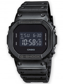 Часы Casio DW-5600BB-1ER G-Shock 43mm 20ATM