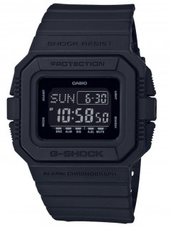 Часы Casio DW-5500BB-1ER G-Shock 46mm 20ATM
