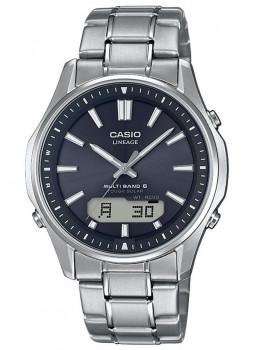 Годинник Casio LCW-M100TSE-1AER Wave Ceptor 40mm 10ATM