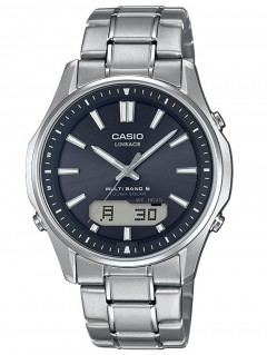 Часы Casio LCW-M100TSE-1AER Wave Ceptor 40mm 10ATM