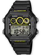 Часы CASIO AE-1300WH-1AVEF Collection 10ATM 42mm - зображення 1