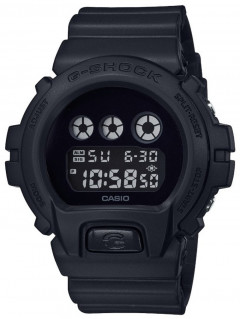 Часы Casio DW-6900BBA-1ER G-Shock 50mm 20ATM
