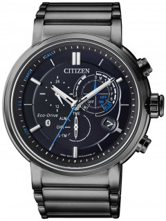 Часы Citizen BZ1006-82E Eco-Drive Bluetooth Smartwatch 45mm 10ATM