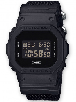 Годинник Casio DW-5600BBN-1ER G-Shock 43mm 20ATM