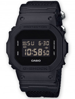 Часы Casio DW-5600BBN-1ER G-Shock 43mm 20ATM
