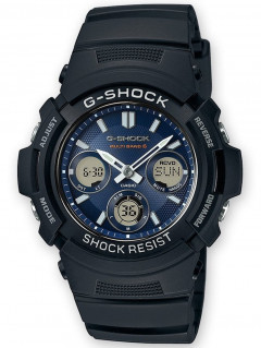 Часы Casio AWG-M100SB-2AER G-Shock 46mm 20ATM