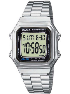 Часы CASIO A178WEA-1AES Collection 34mm 3ATM