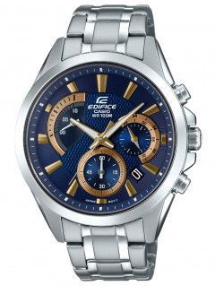 Часы Casio EFV-580D-2AVUEF Edifice Chronograph 42mm 10ATM