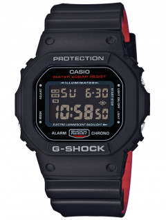 Часы Casio DW-5600HR-1ER G-Shock 43mm 20ATM