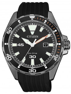 Часы Citizen BM7455-11E Eco-Drive Sports Herren 43mm 10ATM