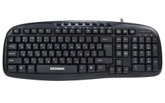Клавиатура Greenwave KB-MM-801 (R0015248) Black USB