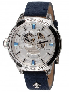 Часы Haemmer RD-300 Rebellious Blue Horizon Unisex 45mm 10ATM