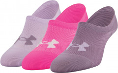 Носки Under Armour Ua Essential Ultra Low Liner 1312440-521 M 3 пары (192564836918)