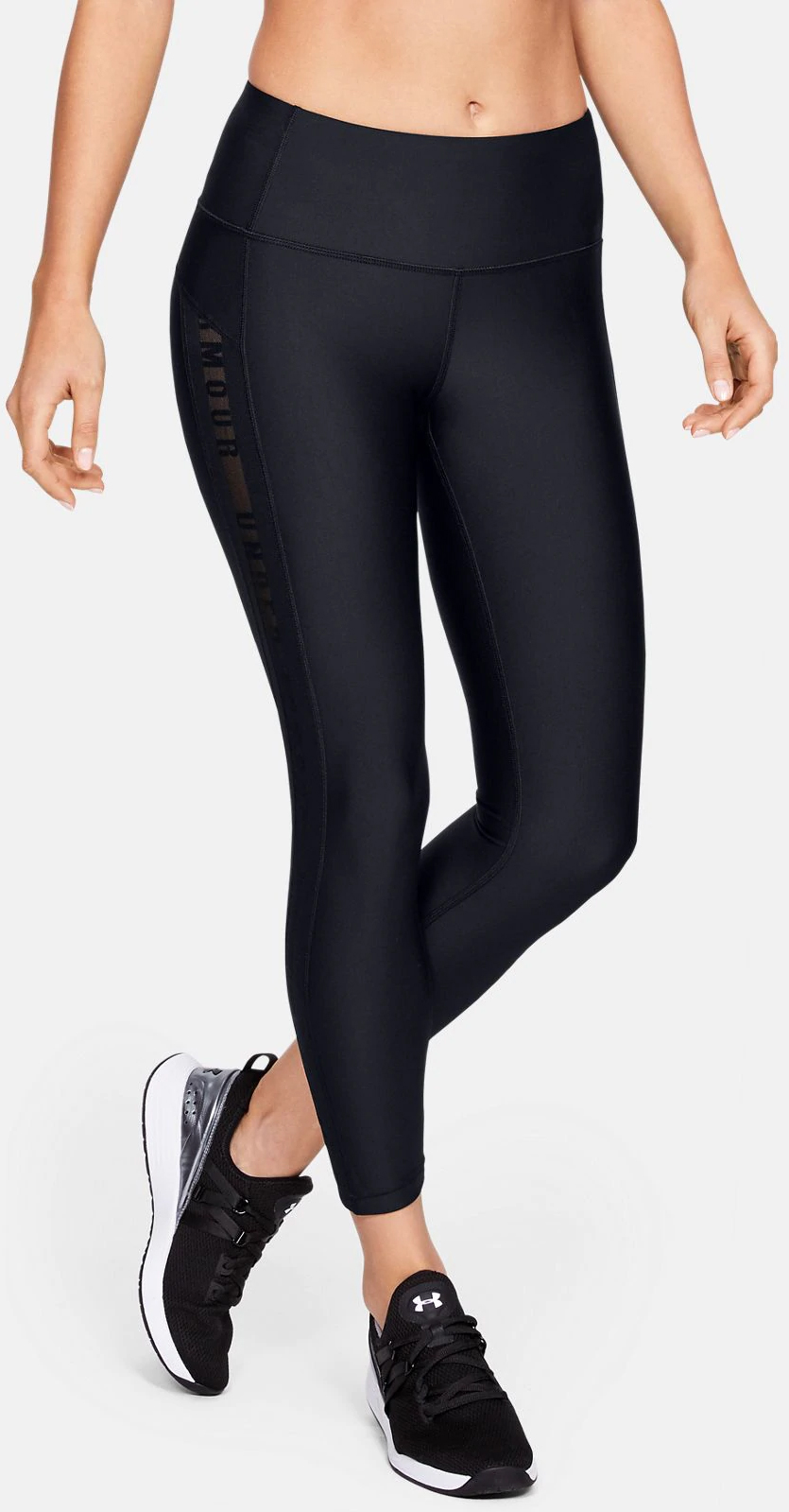 Капри Under Armour Ua Hg Armour Ankle Crop Branded 1329151-001 S (192564167616)