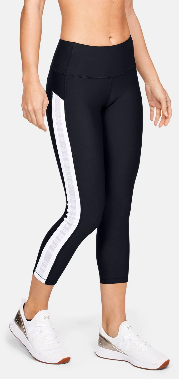 Капри Under Armour Ua Hg Armour Ankle Crop Branded 1329151-002 L (192564167586)