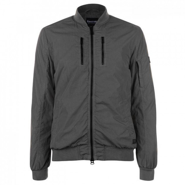 Куртка Firetrap Blackseal Bomber Grey, M (10080004)