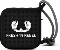 Акустическая система Fresh 'N Rebel Rockbox Pebble Small Bluetooth Speaker Ink (1RB0500BL)