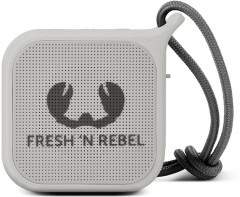 Fresh 'N Rebel Rockbox Pebble Small Bluetooth Speaker Cloud (1RB0500CL)