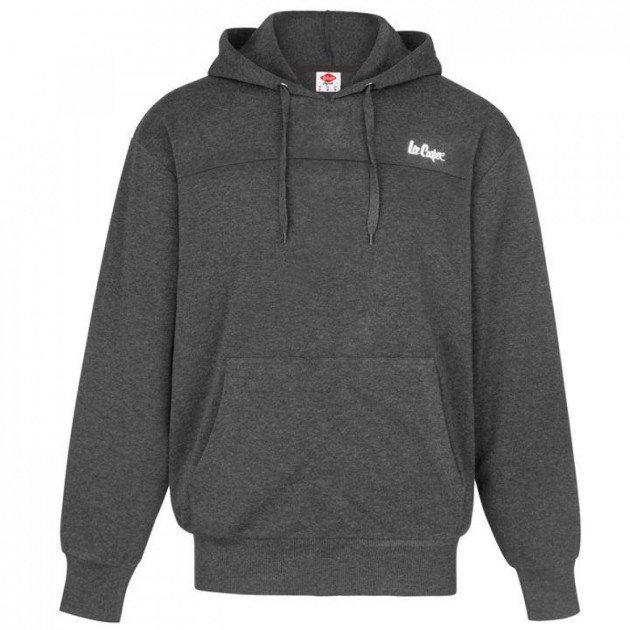 Толстовка Lee Cooper OTH Grey Marl, S (10081916)