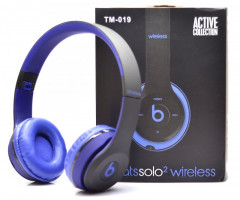 Monster Beats by Dr. Dre Studio Blue