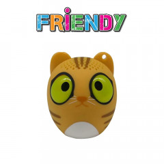 Портативная Bluetooth-колонка iDance Friendy 3W Cat (AS100-CAT)