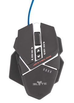 Мышь TnB Elyte Ghost Gaming Mouse