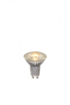 Светодиодная лампа Lucide 49008/05/60 Bulb Led Gu10/5W 350Lm 2700K Transparent