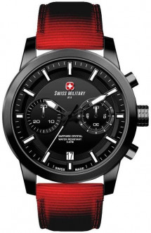 Мужские часы Swiss Military Watch 09501 37N N