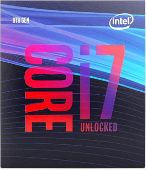 Процесор Intel Core i7-9700KF 3.6GHz/8GT/s/12MB (BX80684I79700KF) s1151 BOX