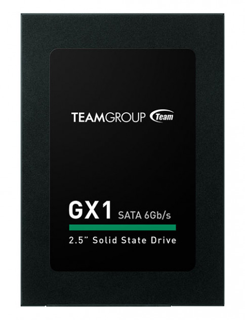 "Team GX1 240GB 2.5"" SATAIII TLC (T253X1240G0C101) - зображення 1"