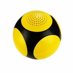Bluetooth Колонка Sonmax Mini Magic Ball SONMAX Yellow (AU001)