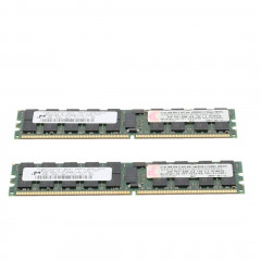 Оперативная память IBM 4GB (2x2GB) PC2-5300 CL5 ECC DDR2 SDRAM RDIMM Memo Memory Kit (41Y2771) Refurbished