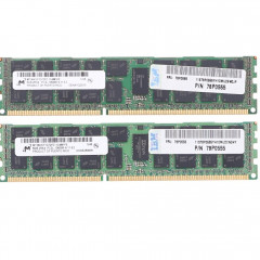 Оперативная память IBM 16GB (2x 8GB) 1066MHz DDR3 ECC RDIMM (78P0555) Refurbished
