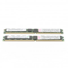 Оперативная память IBM 8GB (2 x 4 GB) PC2-5300 CL5 ECC DDR2 667MHz DR VLP VLP RDIMM (46C0513) Refurbished