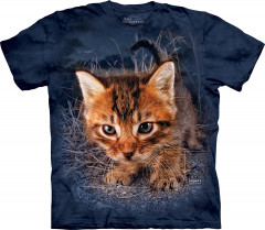 Футболка The Mountain Pounce Captain Snuggles XXXL Синий (105789)