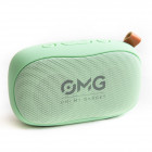 Портативная колонка OMG To GO 900 Portable Bluetooth Speaker Mint (мятный) - изображение 1