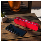 Портативная колонка OMG Inspire 220 Portable Bluetooth Speaker Red (красный) - изображение 4