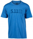 Футболка 5.11 Tactical Legacy Tonal Tee 41191AAH XL Royal Heather (2000980446643) - изображение 3