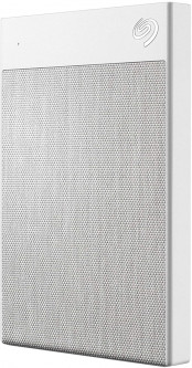 "Жесткий диск Seagate Backup Plus Ultra Touch 2TB STHH2000402 2.5"" USB 3.0 External White"